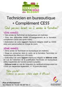 CESS + bureautique internet 2018